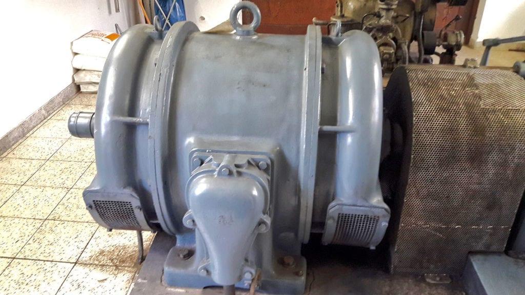 Elektromotor Kaserer 1