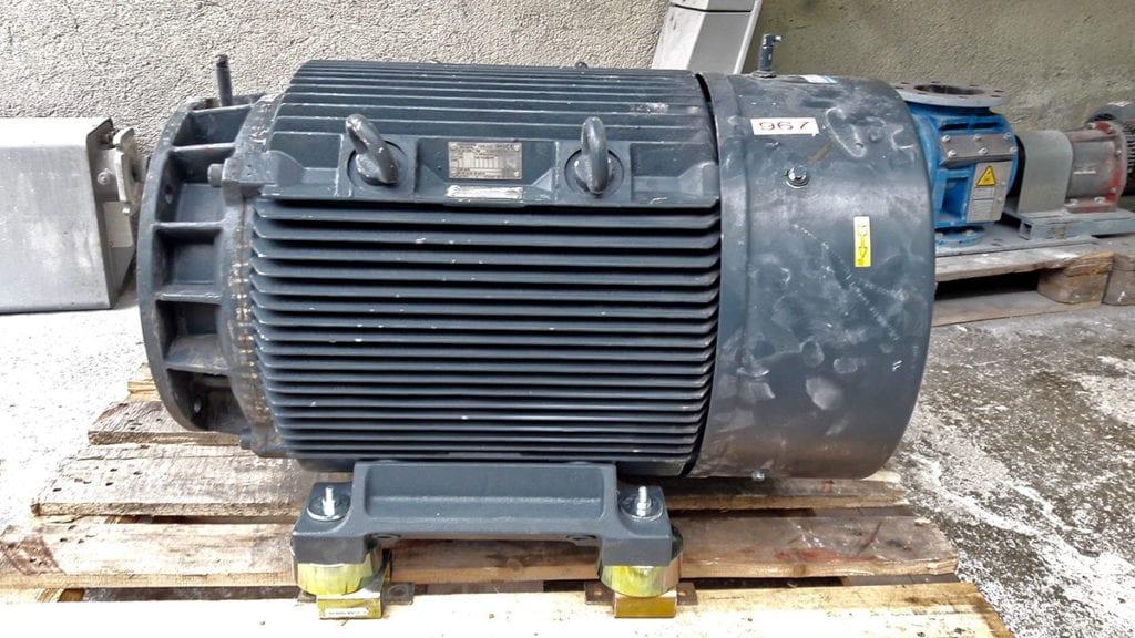 Elektromotor Kaserer 2
