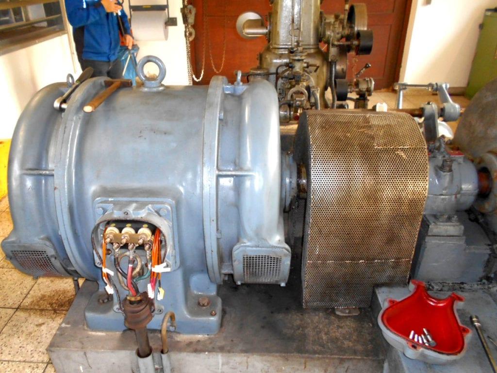 Elektromotor Kaserer 3