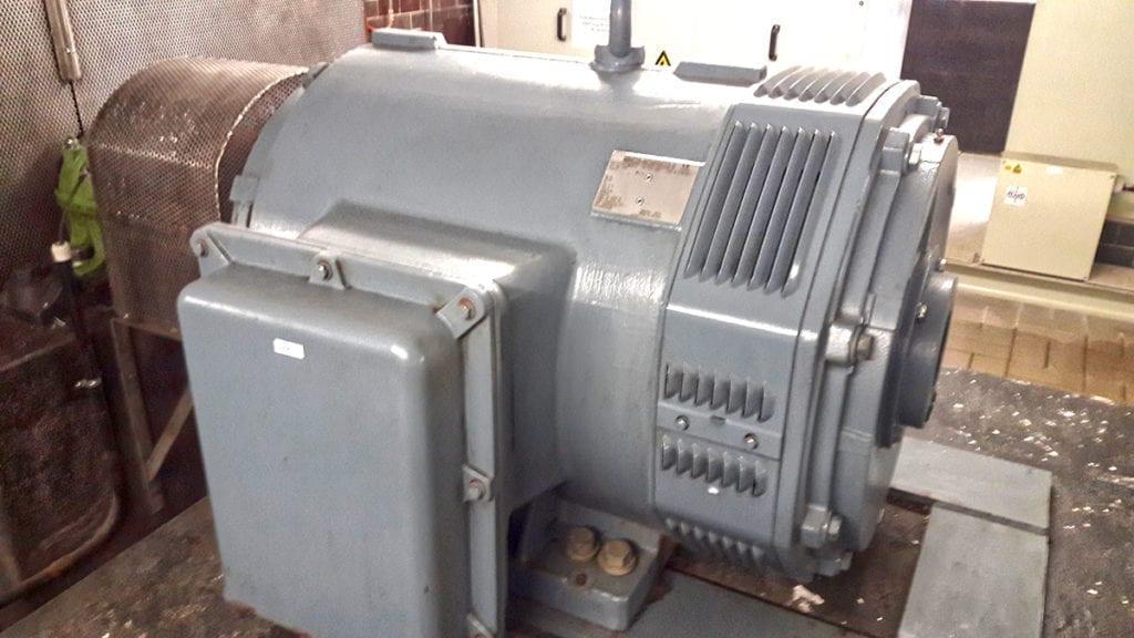 Elektromotor Kaserer 5