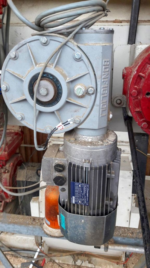 Getriebemotor Kaserer 1