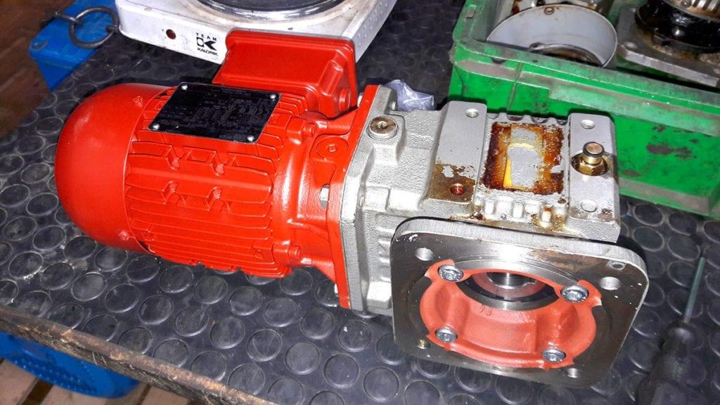Getriebemotor Kaserer 2