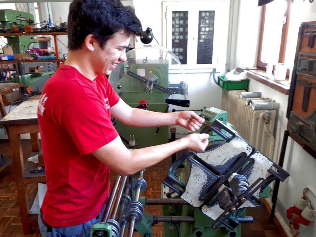 Reparaturen Kaserer 5