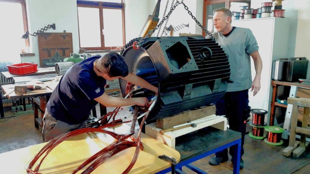 Reparaturen Kaserer 8